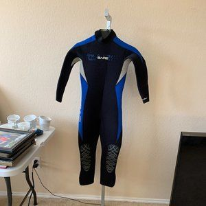 Bare Manta Youth 10yrs SCUBA 7/6mm full wetsuit